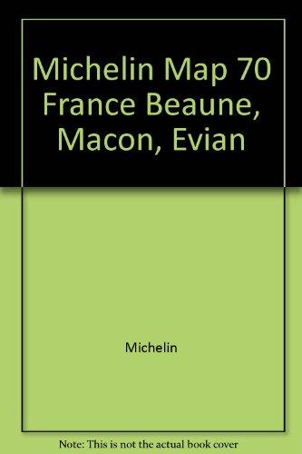 Beaune / Macon / Evian by Pneu Michelin