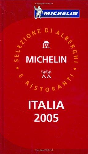 Italia By Michelin Travel Publications