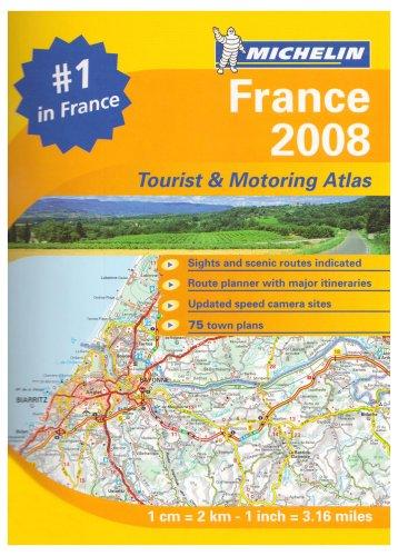 MOT Atlas France By Michelin