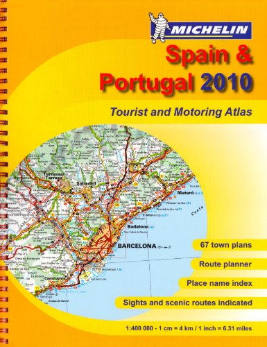 MOT Atlas Spain and Portugal: 2010 by