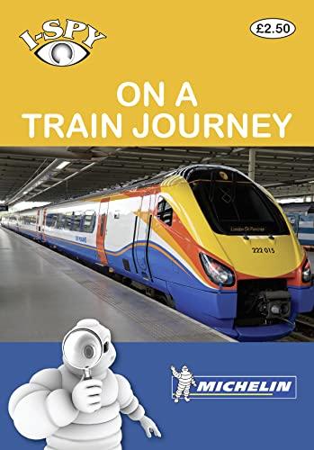 i-SPY Train Journey By i-SPY