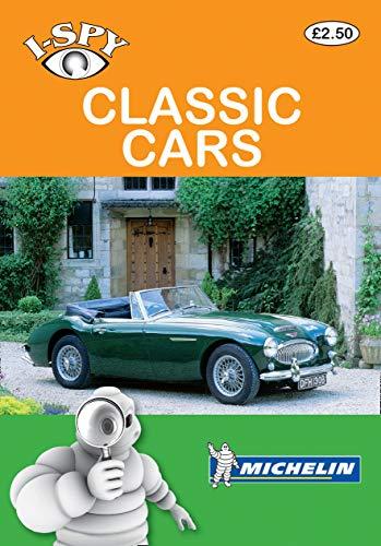 i-SPY Classic Cars By i-SPY