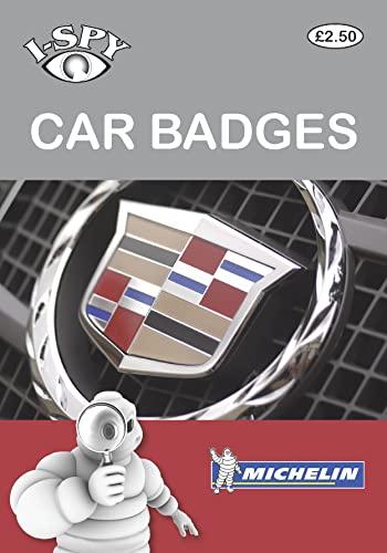 i-SPY Car Badges By i-SPY