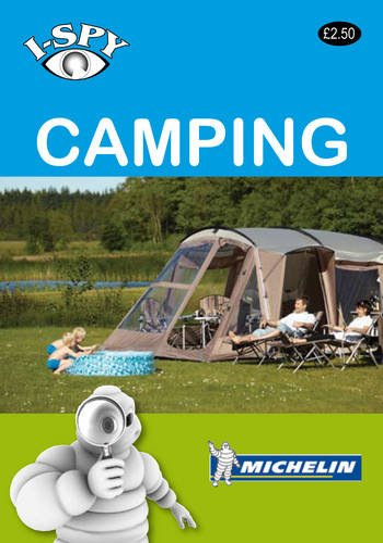 i-SPY Camping By i-SPY