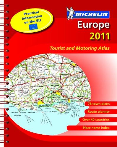 Europe 2011 Atlas