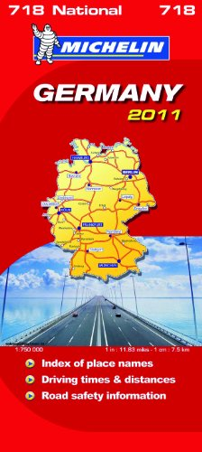 Germany National Map 2011