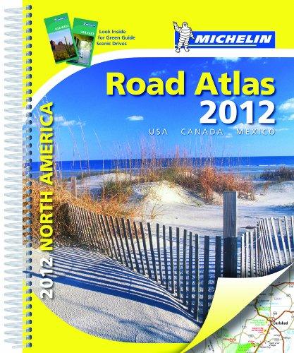 USA, Canada, Mexico 2012 Atlas