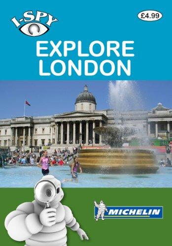 i-SPY Explore London By i-SPY