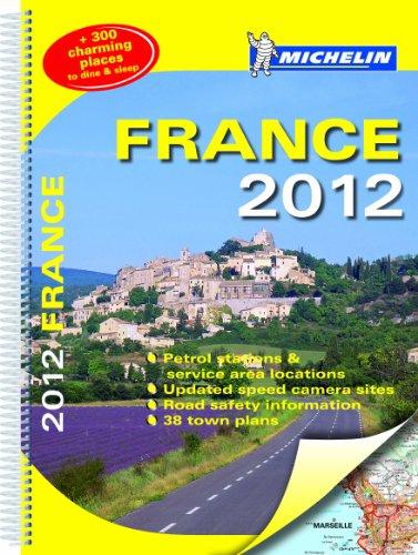 France Atlas 2012 By Michelin