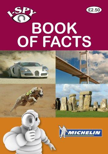i-SPY Book of Facts By i-SPY