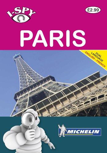 i-SPY Paris (dual language) By i-SPY
