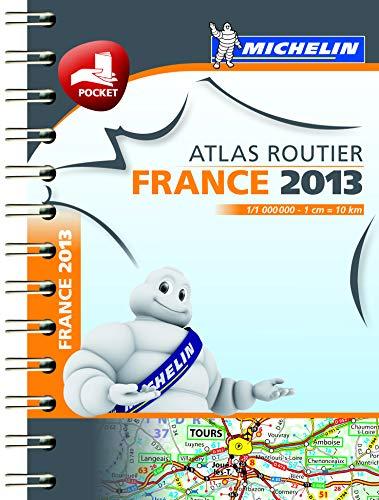 Mini Atlas France By Michelin