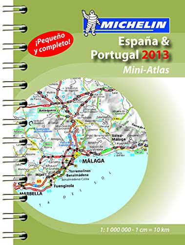 Mini Atlas Spain & Portugal By Michelin