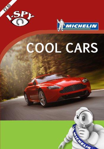i-SPY Cool Cars By i-SPY