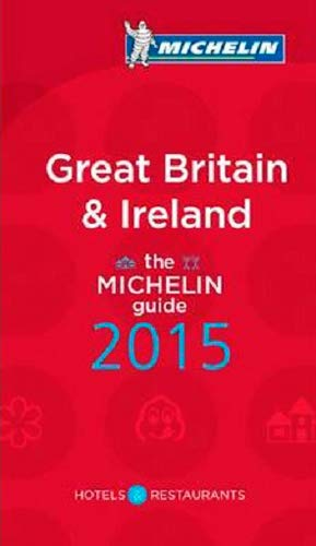 2015 Red Guide Great Britain & Ireland By Michelin