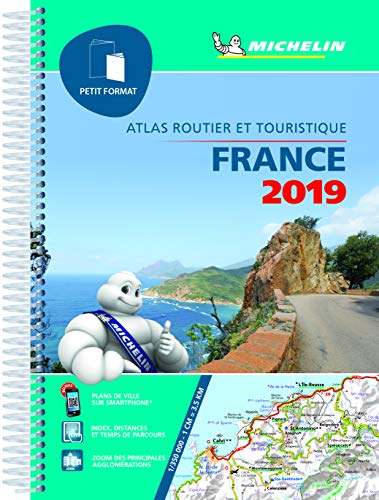 FRANCE / FRANKRIJK 20095 SPIR. ATLAS (PETIT FORMAT) (ATLAS (25001))