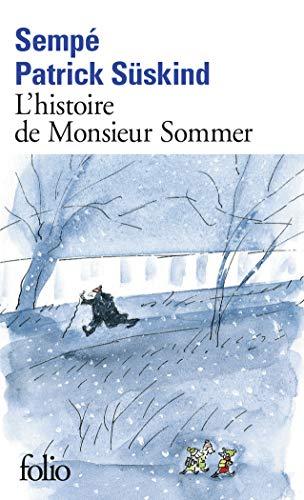 L'Histoire De Monsieur Sommer By Patrick Suskind