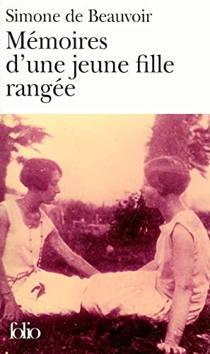 Memoires d'une jeune fille rangee von Simone de Beauvoir