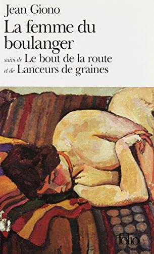 La Femme Du Boulanger By Jean Giono