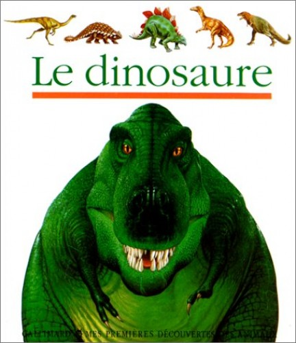 Le Dinsoaure By James Prunier