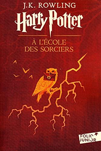 Harry Potter a l'ecole des sorciers By J K Rowling