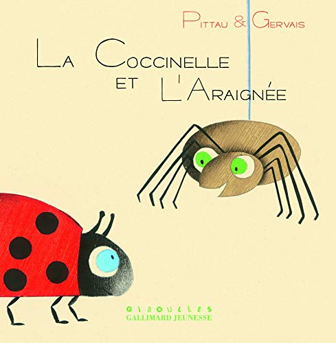 La coccinelle et l'araignée By Bernadette Gervais