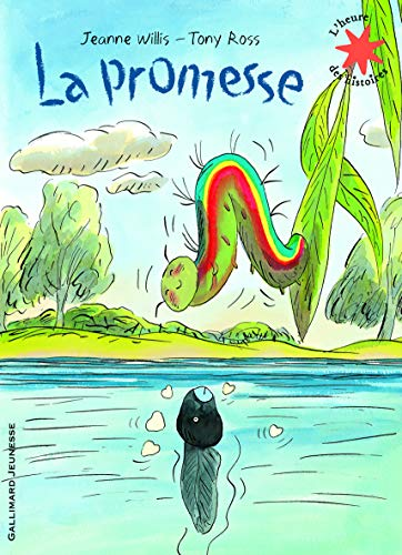 La promesse By Jeanne Willis