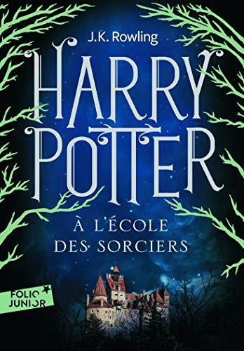 Harry Potter a l'ecole des sorciers FOLIO JUNIOR ED By J. K. Rowling