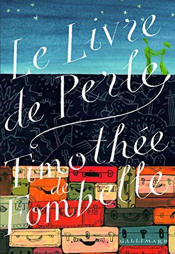 Le livre de Perle By Thimothee de Fombelle
