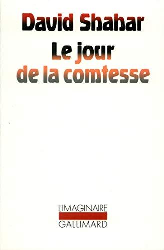 Le palais des vases brisés, Tome 3 : Le Jour de la comtesse By David Shahar