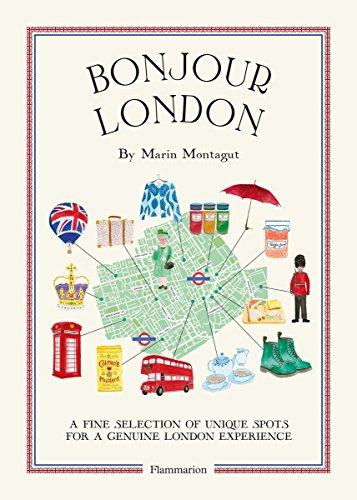 Bonjour London By Marin Montagut