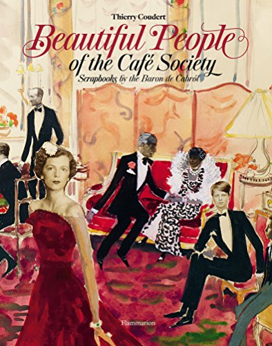 Beautiful People of the Cafe Society