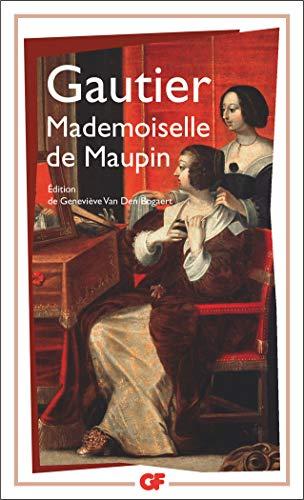 Mademoiselle De Maupin By Gautier