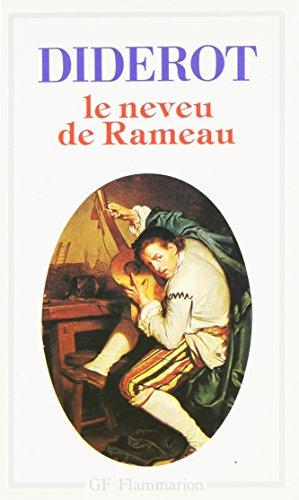 Le Neveu De Rameau By Diderot