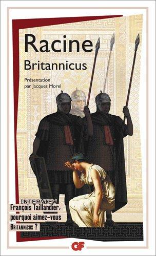 Britannicus By Jean Racine