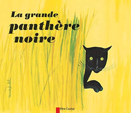 La Grande Panthere Noire By Paul Francois
