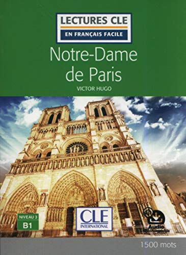 Notre-Dame de Paris - Livre + audio-online By Victor Hugo