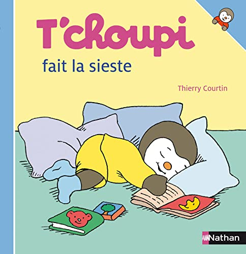 T'choupi By Thierry Courtin