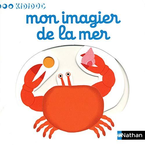 Numéro 8 Mon imagier de la mer Imagier Kididoc (08)