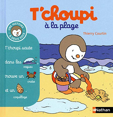 T'choupi a la plage By Thierry Courtin