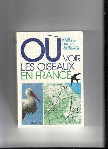 OU VOIR LES OISEAUX FCE By Dubois