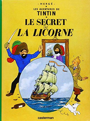 Le secret de la Licorne von Herge
