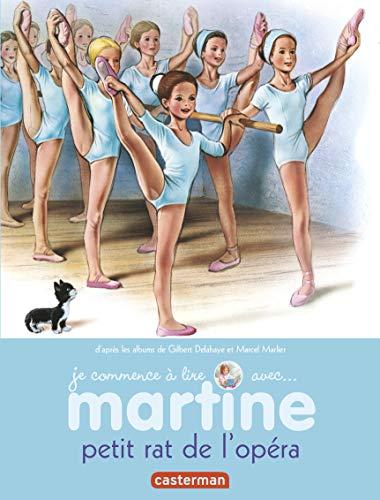 Je commence a lire avec Martine By Gilbert Delahaye