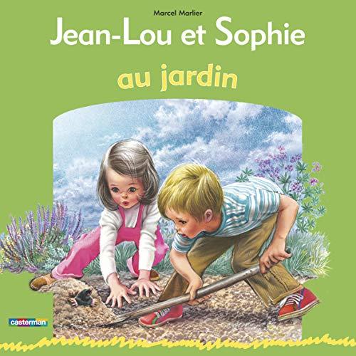 Jean-Lou et Sophie au jardin By Marcel Marlier