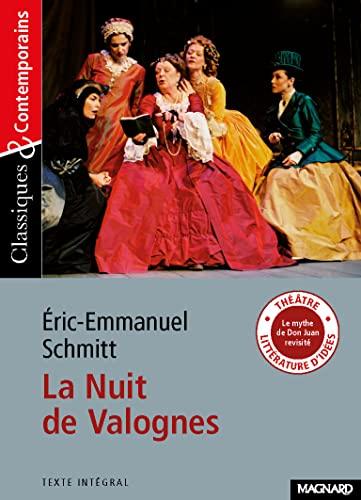 La nuit de Valognes d'Eric-Emmanuel Schmitt par Pierre Brunel