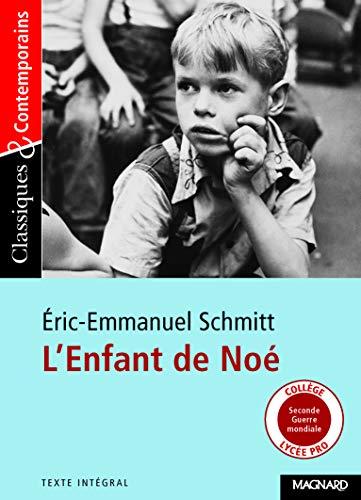 L'Enfant de Noe By Eric-Emmanuel Schmitt