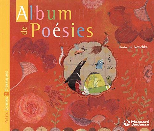 Album de poésies (Albums contes classiques soupl) By NOUCHCA