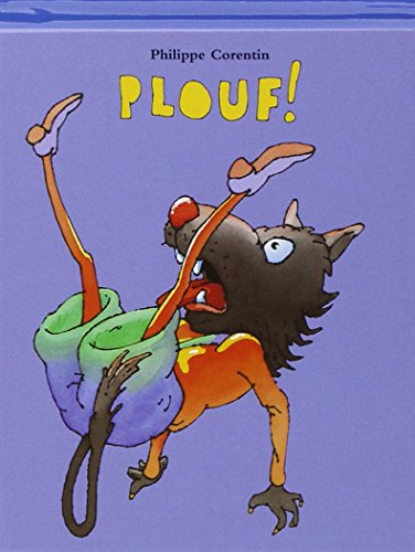 Plouf! By Philippe Corentin