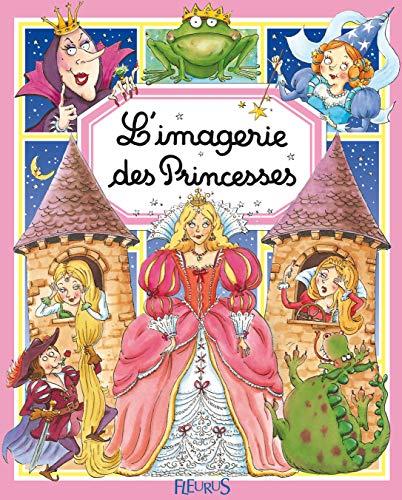 L'imagerie des Princesses By Nathalie BELINEAU