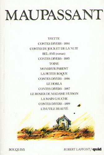 Contes et nouvelles - Maupassant - Roman - tome 2 (02) By Guy de Maupassant